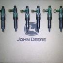 John Deere porlasztó tartó fotó