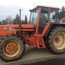 Renault 1181-4 118 LE-s traktor fotó