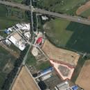 Győr M1 autópálya mellett, 1 ha szilárd burkolatú közművesített ipari telephely ki/eladó fotó