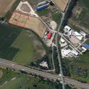 Közművesített ipari terület Győr M1 fotó