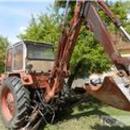 Jumz EO árokásó traktor fotó