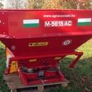Szolnoki Mezőgép M-5615 műtrágyaszórók fotó