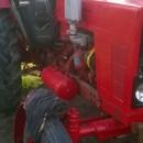 MTZ 550 traktor eladó fotó