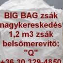 Big bag zsák eladó, használt: 36.30.8552-444 fotó