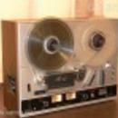 AKAI 4000 orsós magnó, korai modell fotó