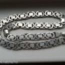 Férfi ezüst nyaklánc 176.2 gr! fotó