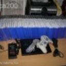 PlayStation 2 - PS2 Konsole Slim 70004 +tartozékok +43db játék fotó