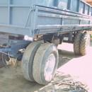 BSS billenős pótkocsi 16 tonnás fotó