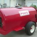 Permetező Piave 15 HL vontatott axiál fotó