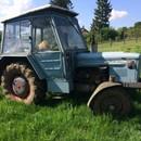 Zetor 5611 traktor fotó