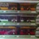 Új TERMÉK ! RC Távirányítású csuklós busz fotó