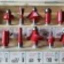 Felsőmaró készlet 12db-os fotó