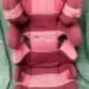 CYBEX Solution S, autós gyerekülés 15-36 kg, jó állapotban, bordó huzattal. fotó