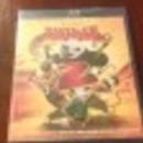 Kung fu panda 2. rész, eredeti, bontatlan Blu-ray fotó