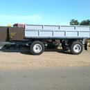 Hw 6011 billenős pótkocsi fotó