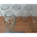5 literes befőttes üveg eladó, 4 db fotó