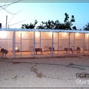 Kutya kennel , szendvicspanelből , kifutóval 78 m2 fotó