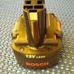 Bosch 12V / 1, 5Ah-s szerszámgép akkumulátor fotó