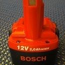 Bosch 12V / 2.0Ah-s ipari akkumulátor fotó