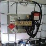 Új IBC tartály 1000 literes + S-50 230V. 1000M kit fotó