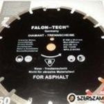 Falon-Tech aszfaltvágó gyémánttárcsa 350mm fotó