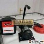 S-50HT gázolaj szivattyú 12V 45-50 l/perc fotó