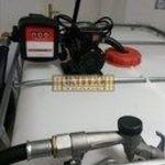 S-50HT gázolaj szivattyú 230 VAC 45-50 l/perc fotó