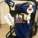 220 literes AdBlue szivattyú szett, kocsival fotó