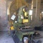 Excenter Prés gép 50 tonnás, excenteres présgép fotó