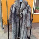 Gyönyörű sarki róka bunda eladó fotó