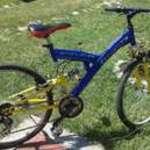 Férfi, fiú bicikli szép állapotban fotó