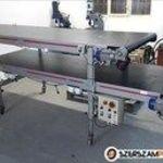 alu, dupla szállítószalag 2x 300x90 cm MASS futószalag /ct479ab fotó