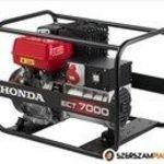 HONDA ECT 7000 Áramfejleszt, generátor, aggregátor fotó