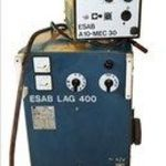 Esab LAG 400 CO2 védőgázas hegesztőgép fotó