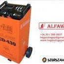 CLASS CD-430 savas akkumulátorokat töltő és bikázó gép fotó