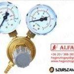 Argon CO2 reduktor, nyomáscsökkentő Alfared Mini 230bar – 20l/min fotó