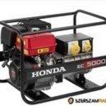 HONDA EC 5000 Áramfejlesztő, generátor, aggregátor fotó