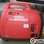 Honda EU2000i újszerű aggregátor eladó fotó