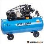 Eladó Új Hyundai HYD-200LV/3 200 literes 10bar olajos kompresszor fotó