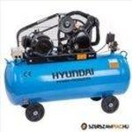 Eladó Új Hyundai HYD-200LV/2 200 literes 12, 5bar olajos kompresszor fotó