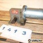 1413 - Hajtómű villanymotorral fotó