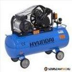 Eladó Új Hyundai HYD-100LV/2 2 hengeres 12, 5bar olajos kompresszor fotó