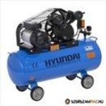 Eladó Új Hyundai HYD-100LV/2 2 hengeres 8bar olajos kompresszor fotó