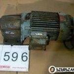 1596 - Hajtóműves villanymotor fotó