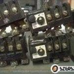 Ganz Bh motor hőkioldó , VMK 17, 40, 64, 160 kapcsoló fotó