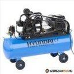 Eladó Új Hyundai HYD-100LV/3 100 literes 12, 5bar olajos kompresszor fotó