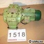1518 - Hajtómű villanymotorral fotó
