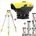 Leica NA532 optikai szintező csomag fotó
