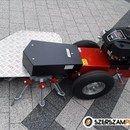 Limpar WD 70 (ipari kivitelű járdaszegély és díszburkolat tisztító-gyommentesítő gép) fotó
