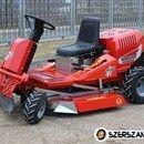Olasz professzionális Mowertech F-Ghepard gazvágó traktor meredek lejtőre !!! fotó